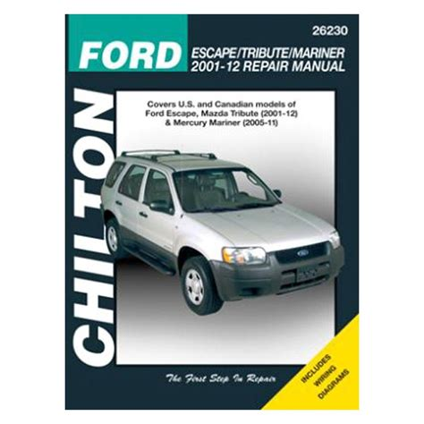 chilton car manuals free download 2012 ford e250 spare parts catalogs ford escape repair manuals wiring library