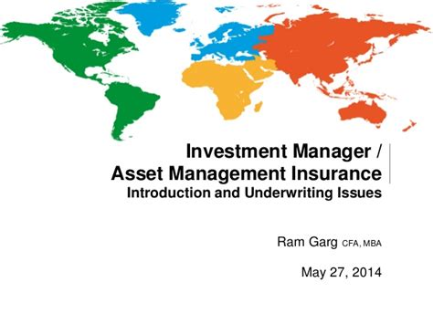 Wealth Management Mba by Investment Management Insurance Imi Workshop Presentation