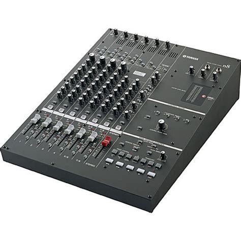Audio Mixer Yamaha 8 Channel yamaha n8 eight channel digital mixing studio n8 b h photo