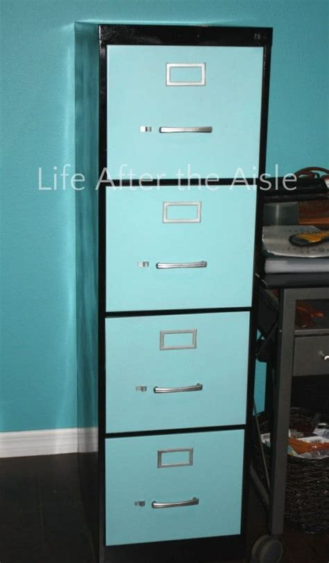 how to paint metal kitchen cabinets e coating in place was 17 best ideas about metal file cabinets on pinterest