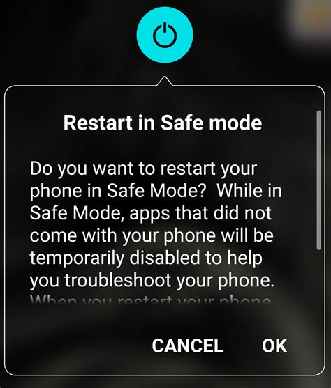 how to take safe mode android lg help library lg android safe mode lg u s a