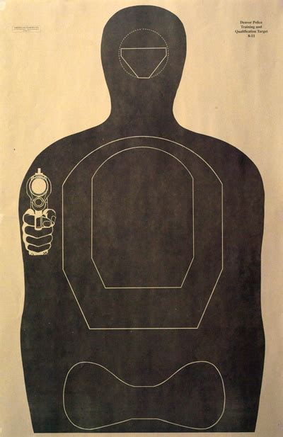 printable law enforcement shooting targets the gallery for gt printable targets for pistol shooting