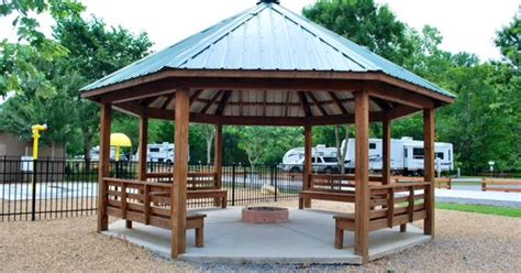 Bench Gazebo With Fire Pit Fire Pit For Your Home Gazebo Pit