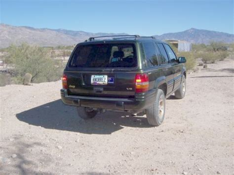 1996 Jeep Grand Mpg Sell Used 1996 Jeep Grand Limited 4x4 V8 Engine