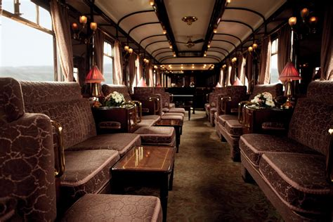 Interior Express by The Worlds Best Journeys Mobal