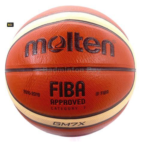 Bola Basket Molten Fiba Gg7x closed