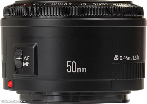 Canon Ef 50mm F 1 8 Ii Review