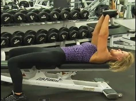 flat bench pullover how to do flat bench super pullover women s fitness
