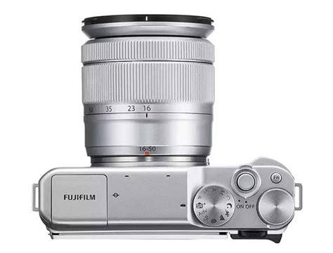 Fujifilm X A10 Silver fujifilm x a10 price in malaysia specs technave