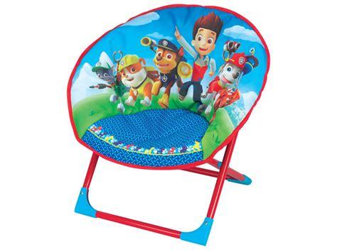 fauteuil chambre enfant fauteuil lune enfant pat patrouille vente de petit