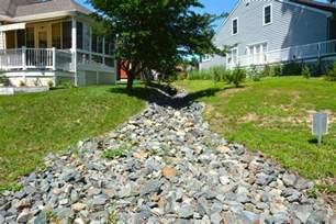 driveway runoff washout solution