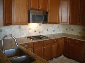 Travertine Kitchen Backsplash by Travertine Subway Tile Counters Tile Backsplash