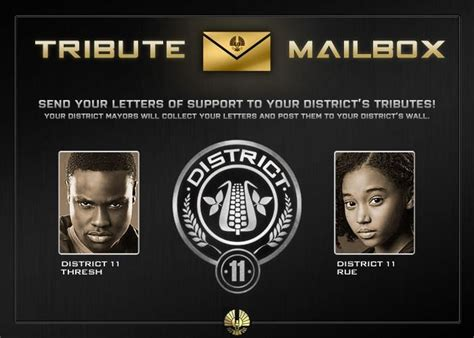 Hunger District 11 district 11 tributes hunger