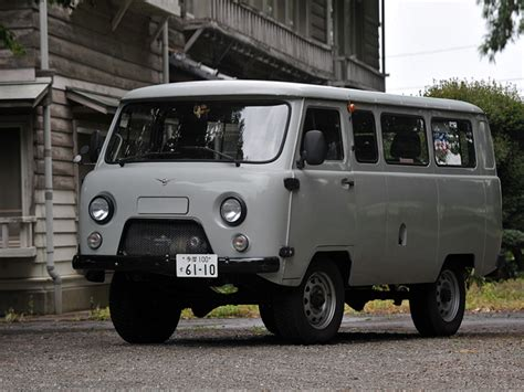 uaz van russian off road vehicles that are in production today