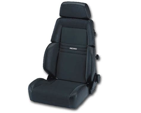 are recaro seats comfortable ltw 00 000 lr55 recaro comfort seat expert m 3 point belt