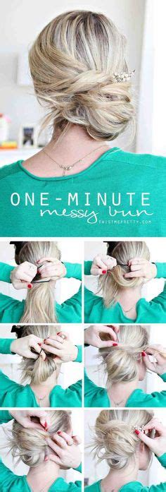 messy bun procedure 43 superb medium length hairstyles for an amazing look