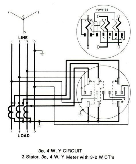 9s meter socket wiring diagrams meter free