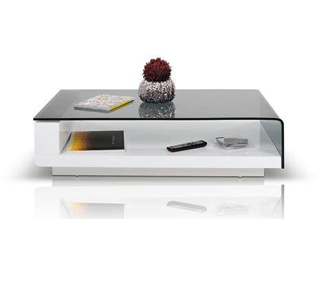 modern glass coffee table dreamfurniture 676a1 modern glass coffee table