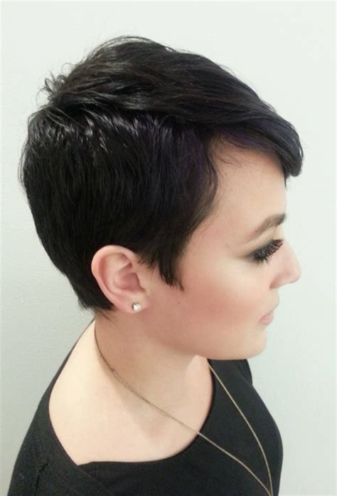 how to cut pixie cuts for thick hair pixie cut for thick hair