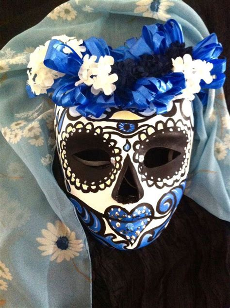 day of the dead sugar skull halloween mask 1000 images about sugar skull masks on pinterest