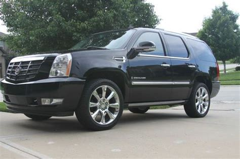 how can i learn about cars 2007 cadillac escalade parental controls find used 2007 cadillac escalade sport package 1ofkind rare blk blk 22s nav corsa awd in