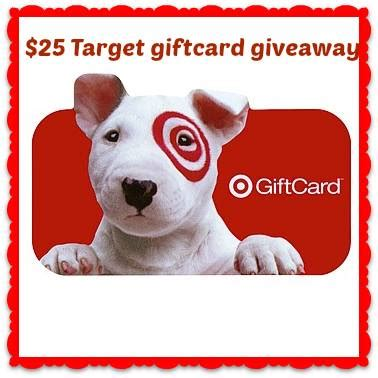 Target 25 Gift Card - 25 target gift card giveaway bb product reviews