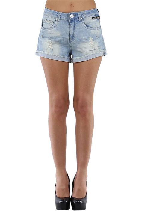 pantalones muy cortos mujer las 25 mejores ideas sobre pantalones cortos de vaquero