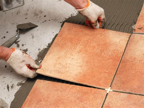 how to tile a floor how to prep before installing floor tiles diy