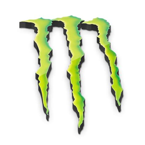monster energy 3d by publiking on deviantart