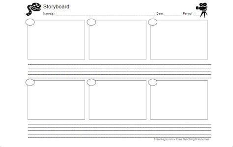 Free Story Board Template Frivkizi Info Storyboard Template Pdf