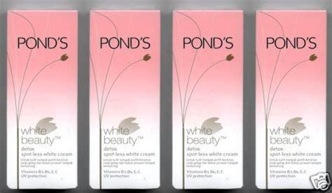 Ponds White Detox Spotless White Review by 4 Pond S White Detox Spotless White 160g