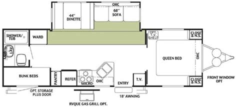 2006 salem travel trailer floor plans 2006 salem travel trailer floor plans 2004 forest river