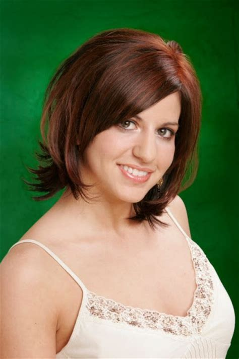 heavy on top hairsyles top hairstyles models the perfect haircut for short