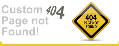 create your custom 404 page not found no plugin required