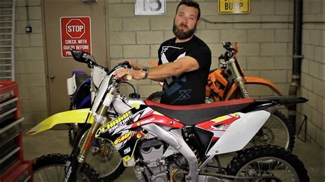motocross bike setup dirt bike setup tips for motocross beginners handlebars