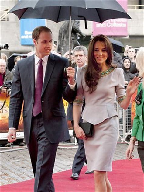 William And Kate News | prince william kate middleton turn heads at london film
