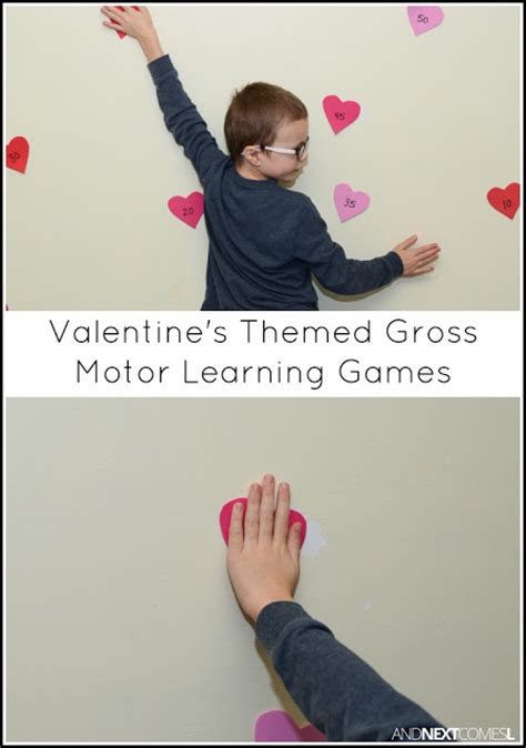 s day gross s themed gross motor learning and next