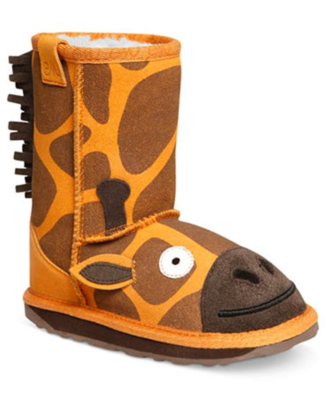 macy kid shoes emu australia shoes boys or
