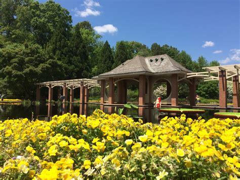 Botanical Gardens Huntsville The Key To Huntsville Botanical Garden Bill On The Road