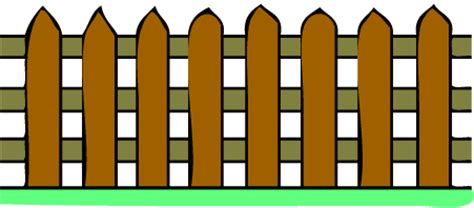 fence clipart fence clip black and white clipart panda free