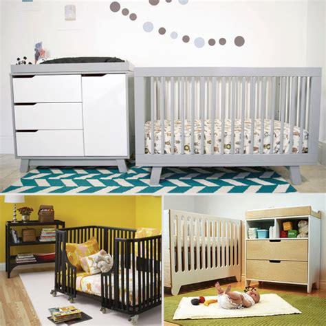 cool baby rooms nursery furniture sets popsugar