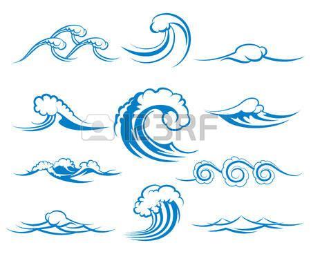 vagues dessin clipart 10 clipart station
