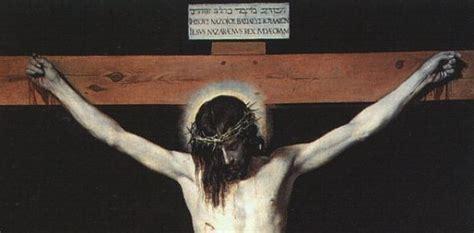 velazquez christ on the cross cristo crucificado vel zquez wikipedia la cristo