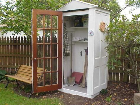 Shed Made From Doors by Is Better Than New Projects Using Vintage Doors And
