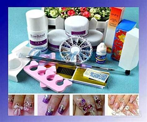 Do It Yourself Nail Kit 1000 ideas about acrylic nail kits on nail