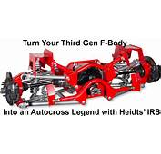 Heidts' IRS Can Make Your Third Gen F Body Handle Like A