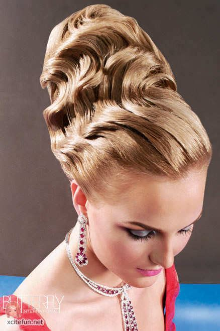 hair style that is popular for 2105 2105 hair trends hair trends mbfwa 2015 amber melody