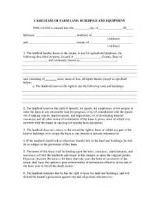cash lease fill online printable fillable blank