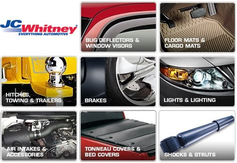 automotive parts accessories main category jc whitney ford truck parts autos post