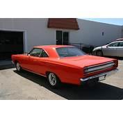1968 PLYMOUTH ROAD RUNNER CUSTOM 2 DOOR  112813